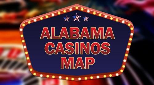 casinos in alabama map