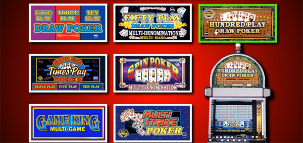 video poker game variations