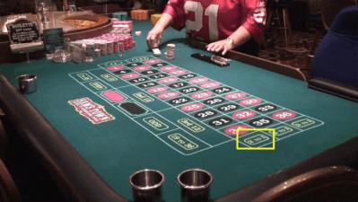 roulette column bet