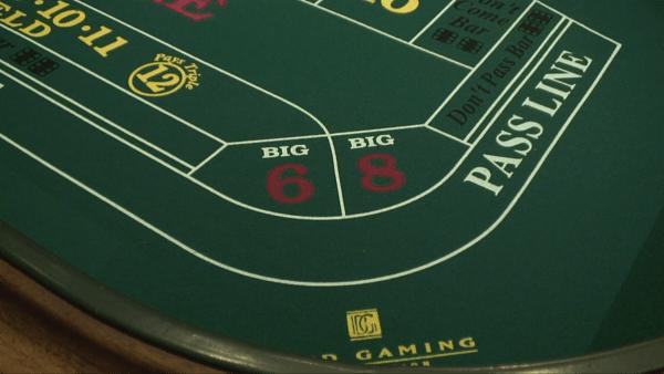 big 6 and 8 craps bets