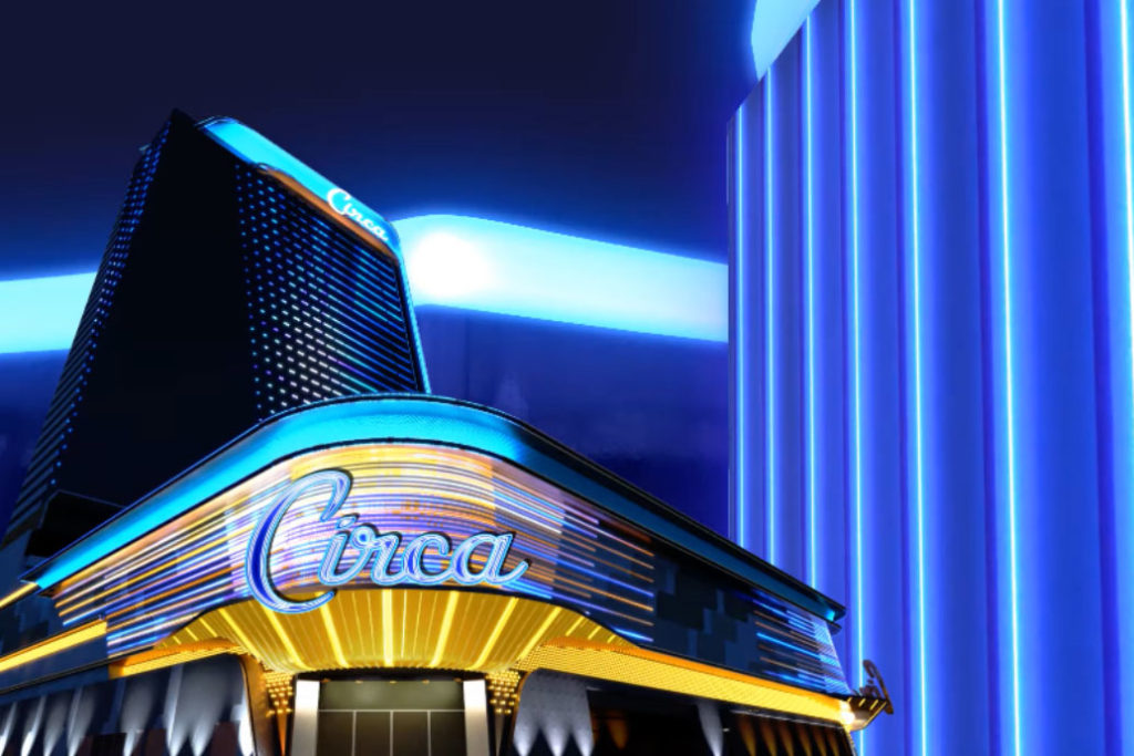 Circa Casino and Resort Set to Open October 28,2020