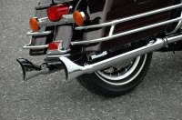 Purchase FISHTAIL SLIP-ON MUFFLERS EXHAUST PIPES 1995-2013 ...