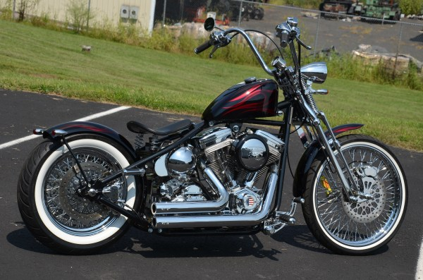 Hardtail Bobber - Year of Clean Water
