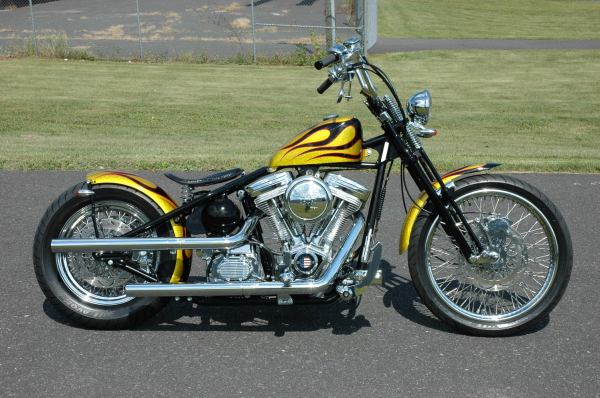 20+ Harley Rigid Frame Pictures and Ideas on STEM Education