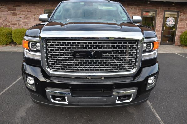 2015 Sierra Denali Bumper - Grille Gap Normal Chevy And