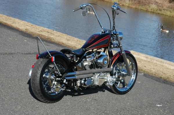 Harley front ends
