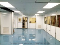 Cleanroom Ceiling Systems and Cleanroom Tiles
