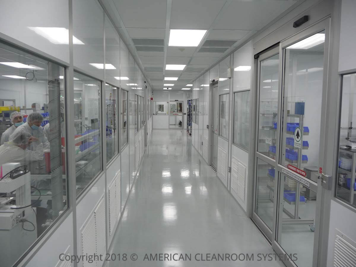 American Cleanroom Systems Cleanroom Classifications