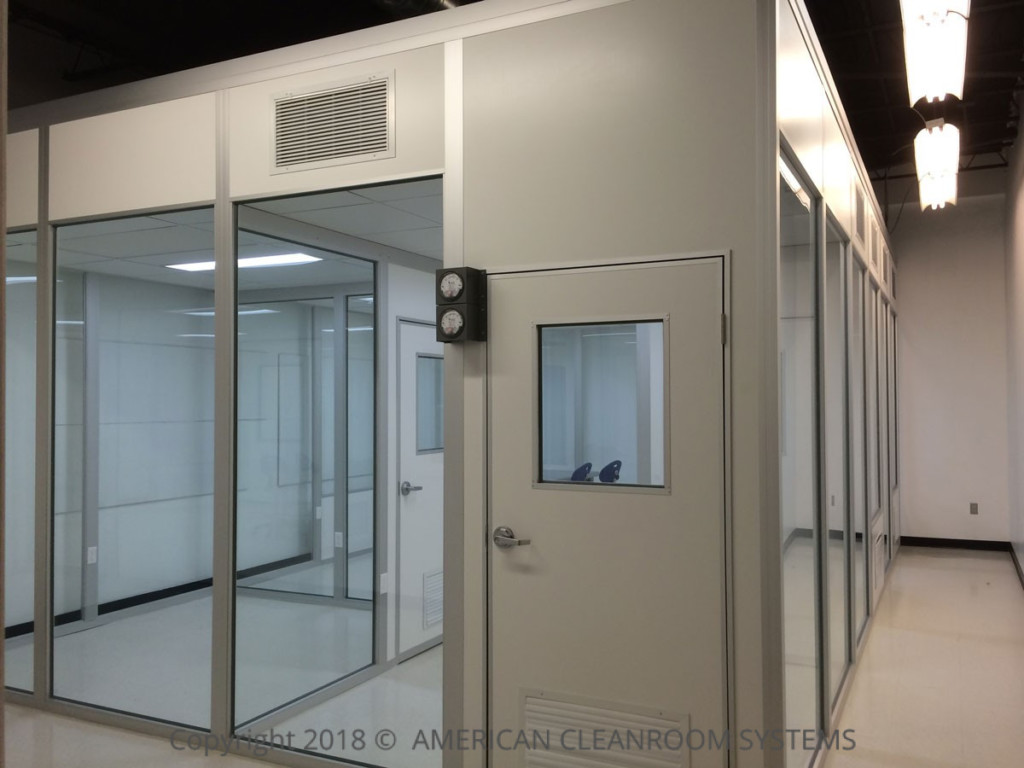 Modular Cleanroom Manufacturing Design Construction and Installation