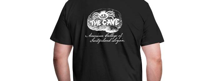 The Cave – Mens T-Shirt