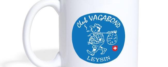 Club Vagabond CoffeeTea Mug