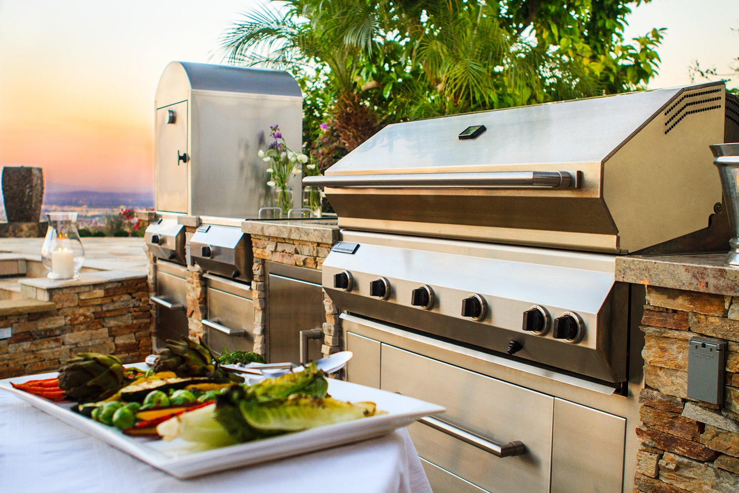 outdoor kitchen supplies professional faucet kitchens american cooking equipment inc