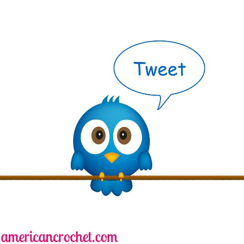 Groovy Mini Granny Square Baby Blanket Cal | @americancrochet.com @creativecrohcetworkshop.com #GroovyMiniGrannySquareBabyBlanketCal