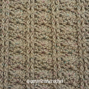 Romancing The Scarf Part One | American Crochet @americancrochet.com