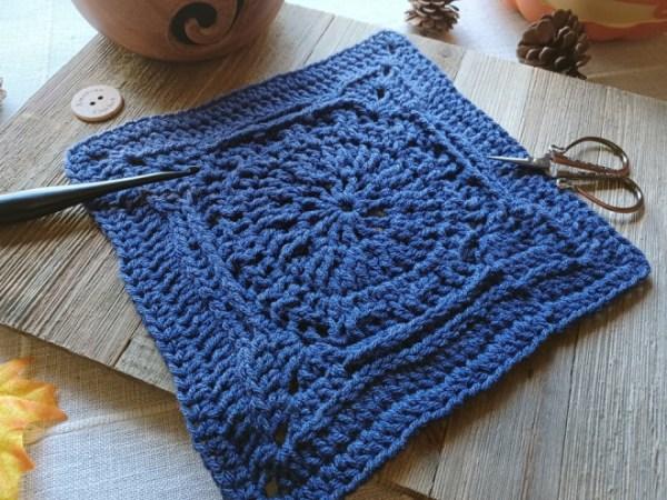 AC-RWS-CAL-Square Eight | American Crochet @americancrochet.com