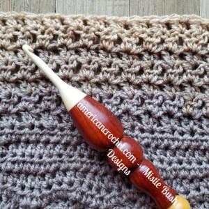 Winter Wonder Shawl Part Two | American Crochet @americancrochet