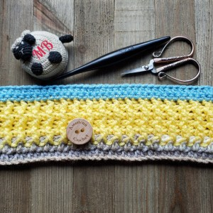 Happy Throw Two Part One | American Crochet @americancrochet