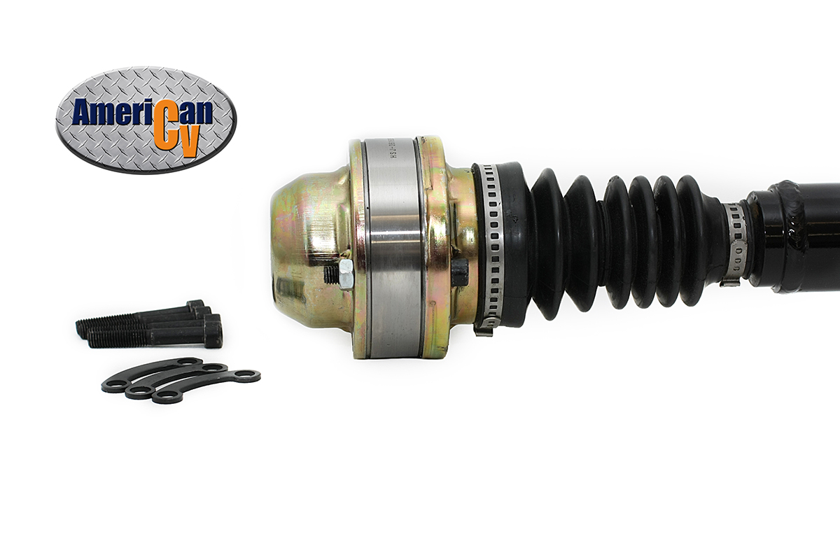 2004 Jeep Liberty Front Drive Shaft