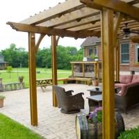 Lanais vs Pergolas in Illinois - American Deck & Sunroom