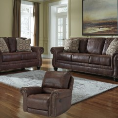 Leather Living Rooms Accent Cabinets For Room American Design Furniture Stationary Stafford Collection