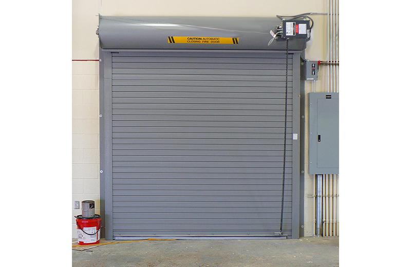 American Door Works  Fire Doors  Drop Testing