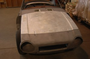 1966 Toyota Sports 800 at American Dry Stripping