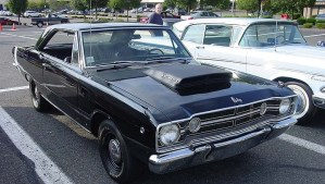 Gary Jones 1968 Dodge Dart