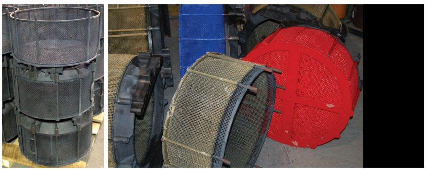 Abrasive blasting Removing resin paint