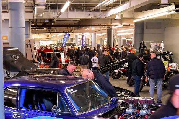 2018 Connecticut Indoor Cabin Fever Custom Car & Motorcycle Show