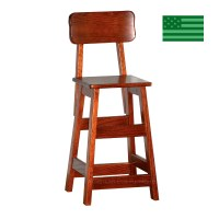 Amish Tyler Wooden Youth Chair | Made in USA | American ...