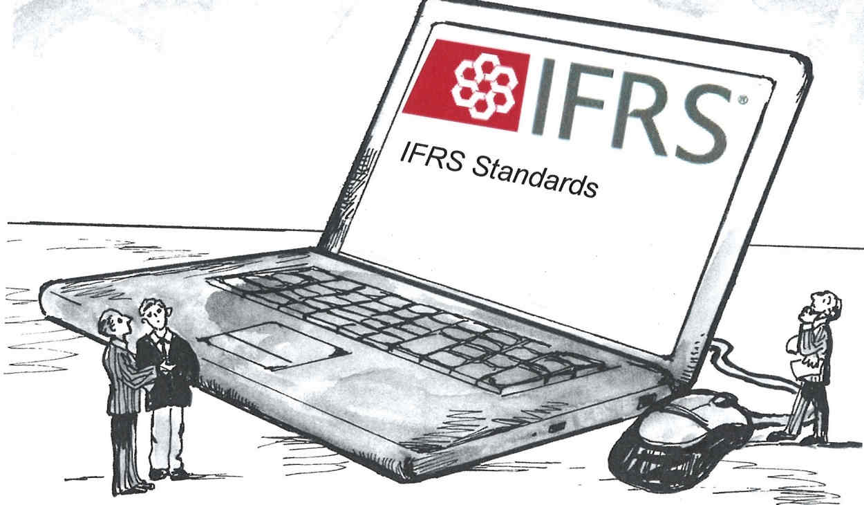 Int'l Accounting Standards Board publishes proposed