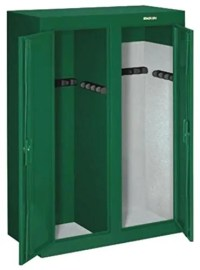 Stack-On GCDG-9216 16-Gun Convertible Double-Door Steel ...