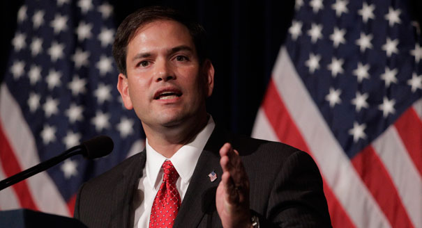 NRA-Backed Marco Rubio Files 'Red Flag Gun Seizure' Legislation
