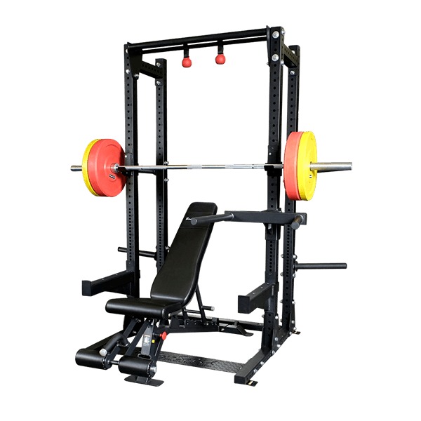 Body Solid Proclub Line Spr500 Commercial Extended Half