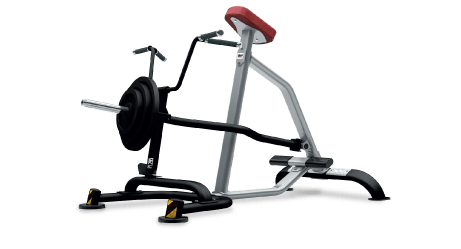 BH Fitness Plate Loaded T-Bar Row Machine
