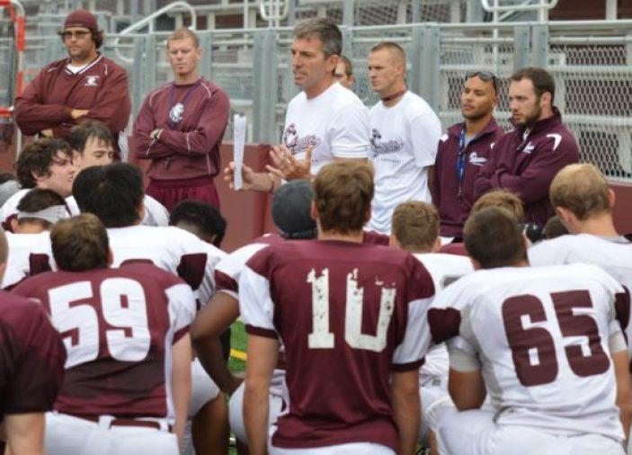 Aztec Bowl - Team USA coach Frank Haege