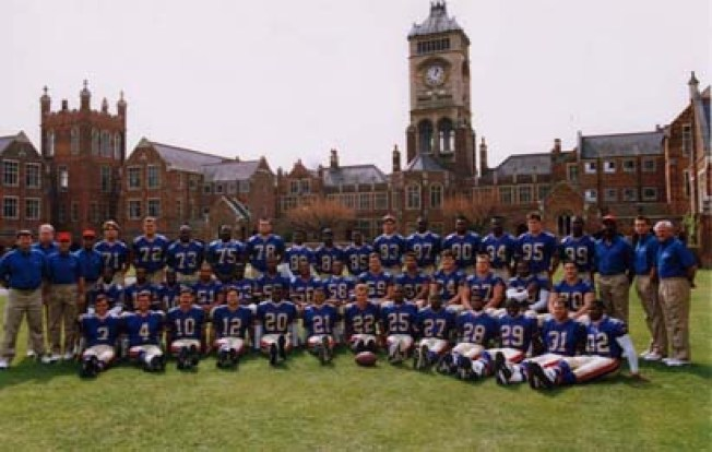 London Monarchs - 1991