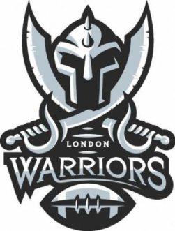 Great Britain - London Warriors logo
