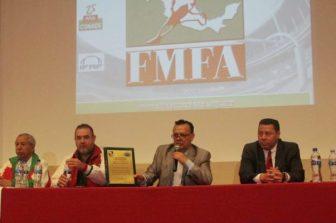 FMFA President Jose Orobio