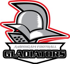 Kristiansand Gladiators logo