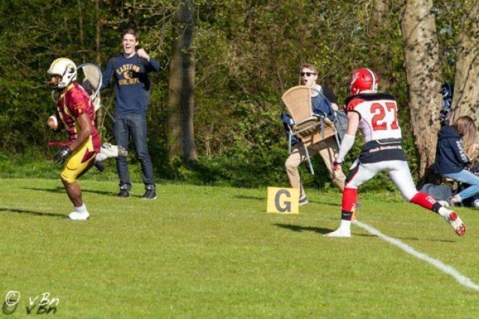 Holland - Alphen Eagles v. Marburg3