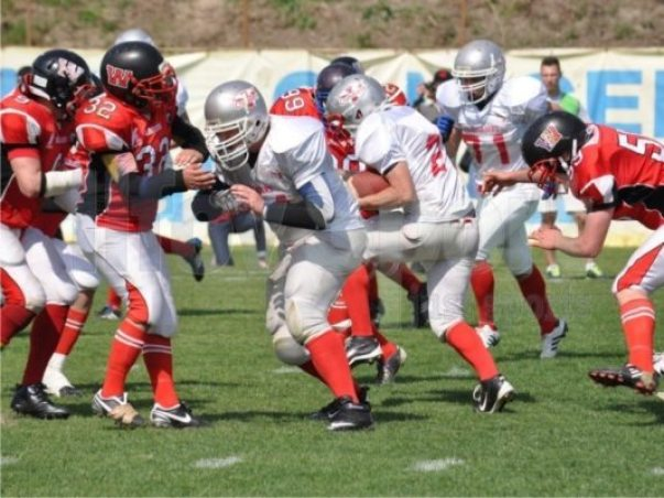 Romania - Cluj Crusaders