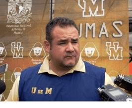 Mexico's head coach, Raul Rivera
