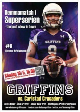 Sweden - Limhamn Griffins 3