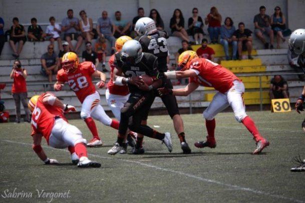 Spain - Badalona v. Osos - Curtis Cannon