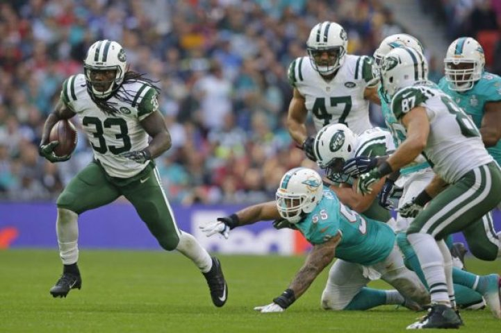 New York Jets win in Wembley 2015 2
