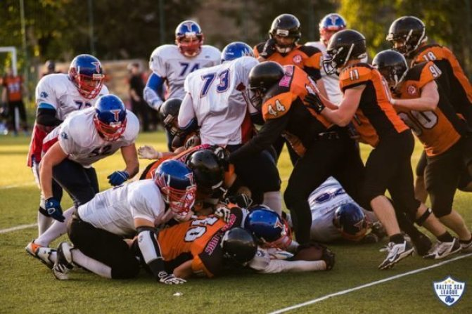 Baltic - championship action-2