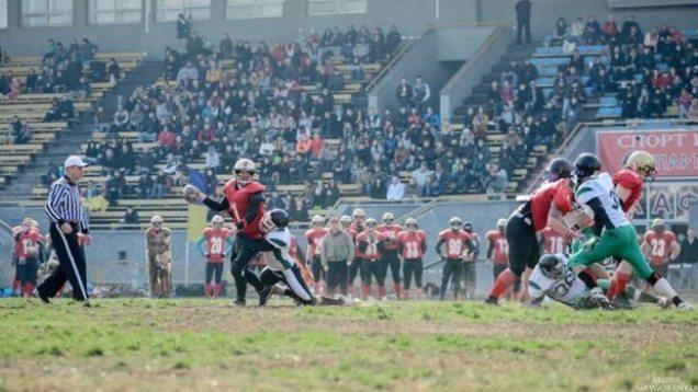 Ukraine - 2015 championship game action