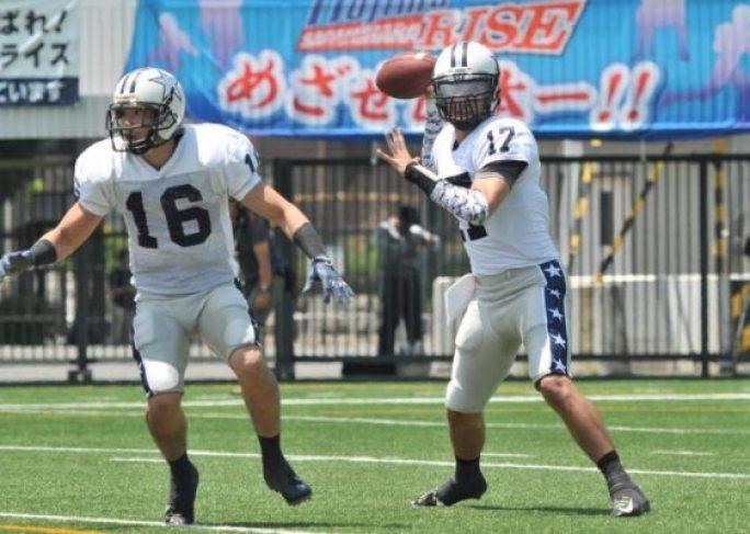 Japan - X League - Asahi - Mills-2