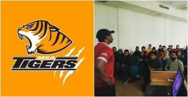 Egypt - MSA Tigers 2pic